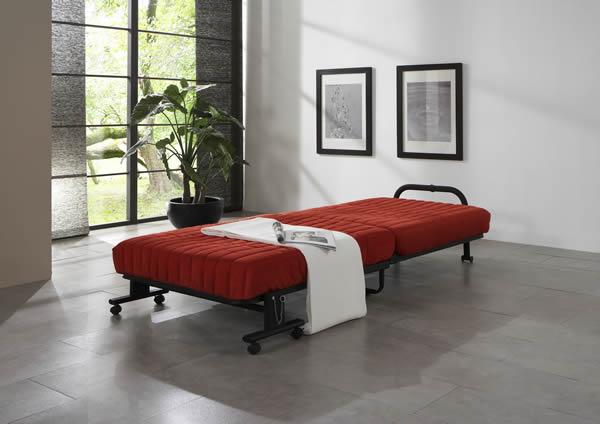klappbett g stebett raumsparbett bett klappbar dico matratze 120x200 neu ebay. Black Bedroom Furniture Sets. Home Design Ideas